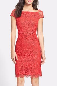 Nue by Shani Neon Lace Dress - Alternate List Image