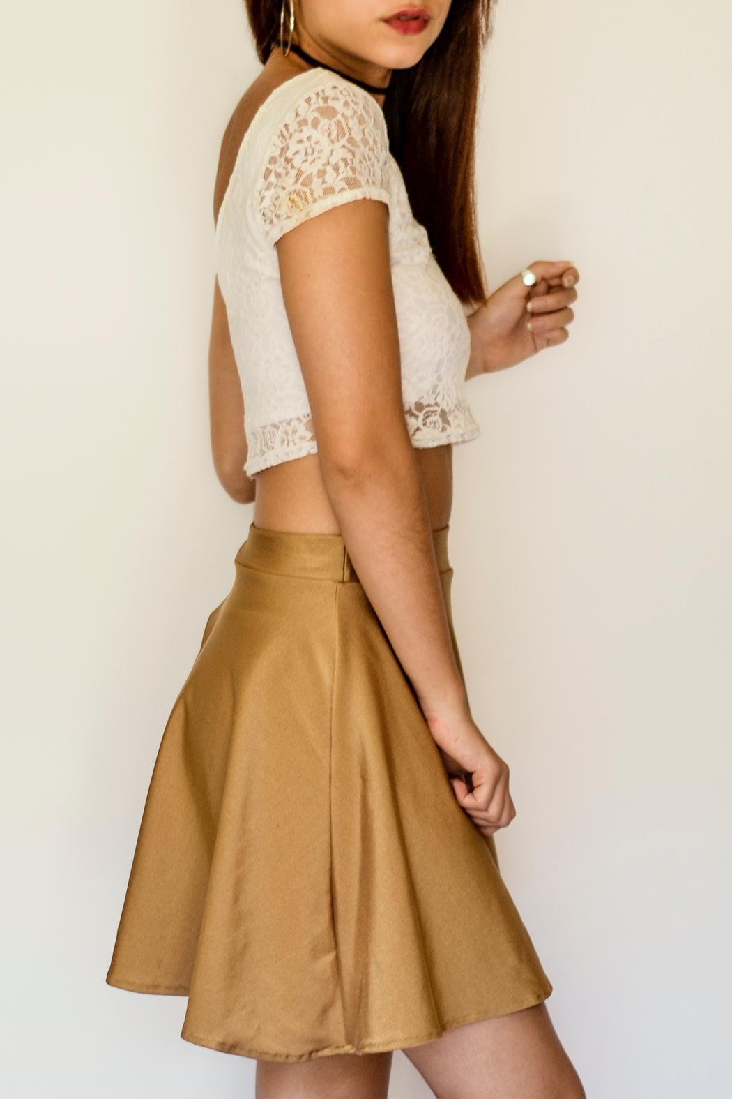 NUINABELOVE Bell Skirt - Front Full Image