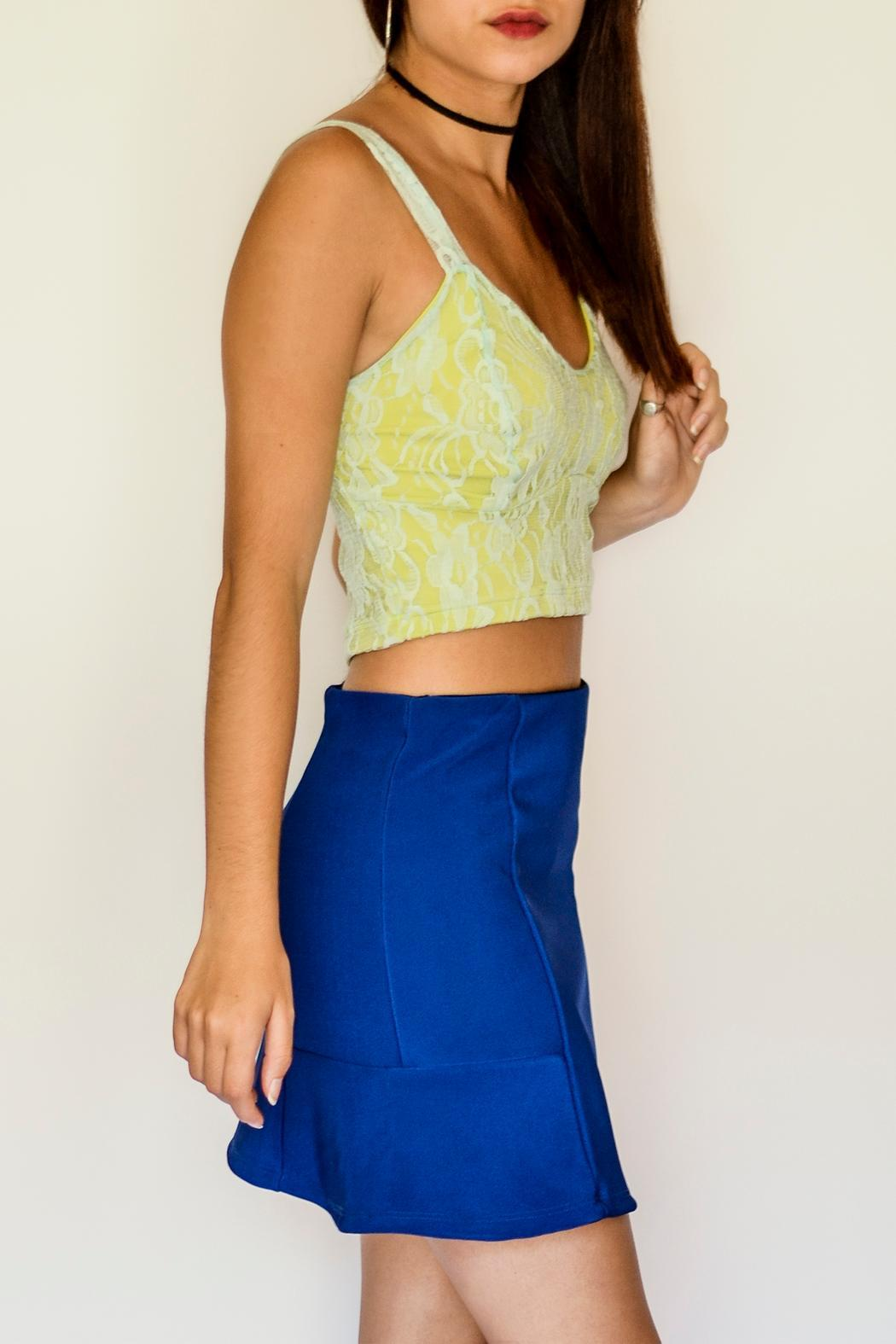 NUINABELOVE Crop Top - Front Full Image
