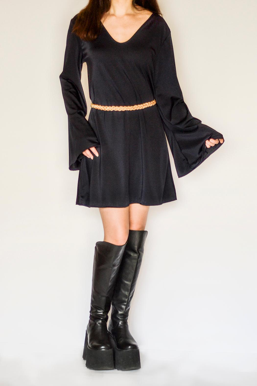 NUINABELOVE Wide Sleeve Dress - Main Image