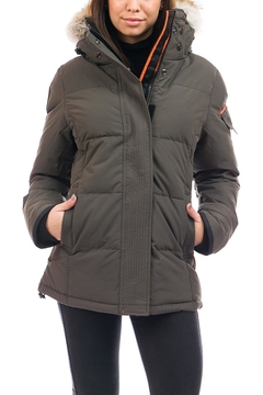 Outdoor Survival Canada Nukka Hip-Length Coat - Product List Image