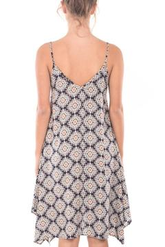 Nu Label Print Summer Dress - Alternate List Image