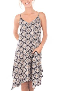 Nu Label Print Summer Dress - Product List Image