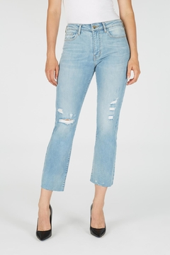 Numero Denim Phoenix Crop - Product List Image