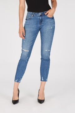 Numero Denim Vienna Crop - Product List Image