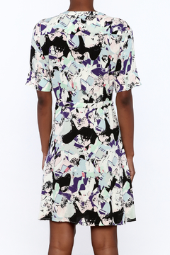 Numph Abstract Tie Dress - Alternate List Image