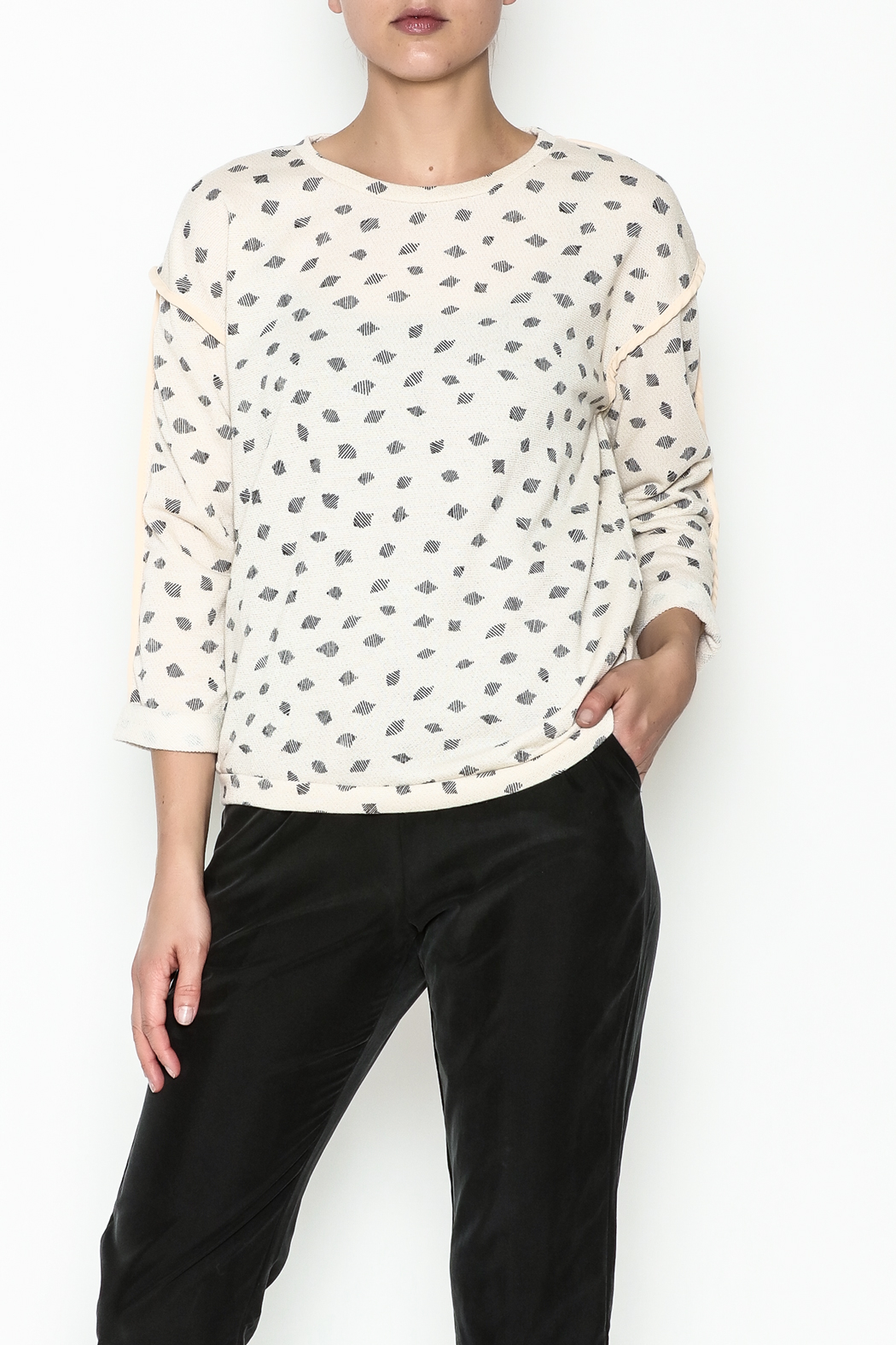 Numph Itsy Pullover - Main Image