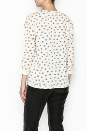 Numph Itsy Pullover - Back cropped