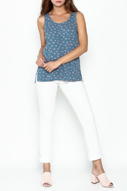 Numph Printed Shell Tank - Side cropped