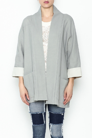 Numph Slouchy Pocket Blazer - Front full body