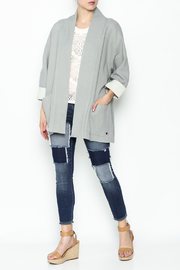 Numph Slouchy Pocket Blazer - Side cropped