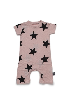Shoptiques Product: Pink Star Playsuit
