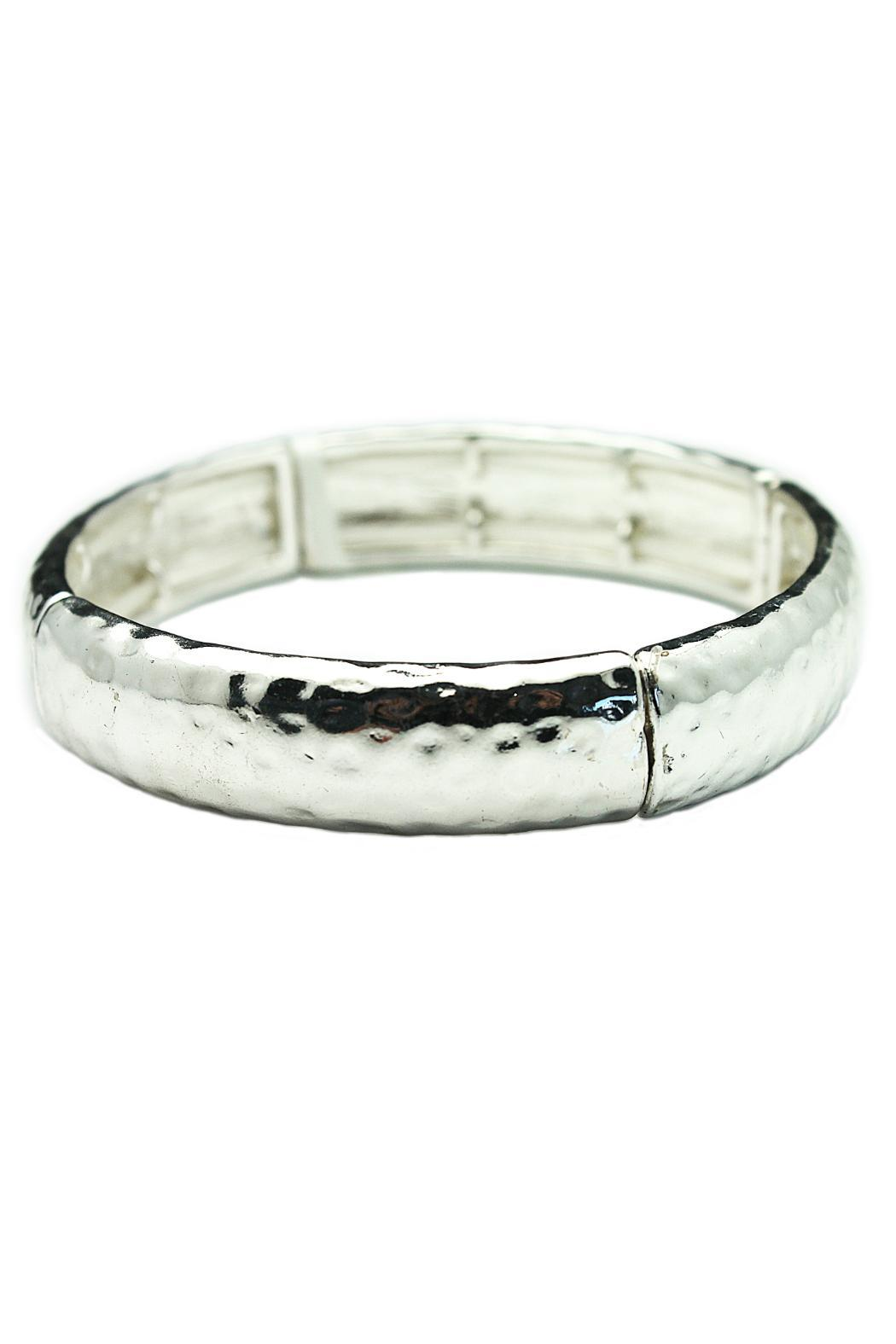 nurabella silver band bracelet from new hshire by