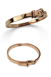 NuraBella Jewelry Adjustable Pure Copper Belt Bracelet - Product Mini Image