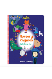 Eeboo Nursery Rhymes For Little Ones - Product Mini Image