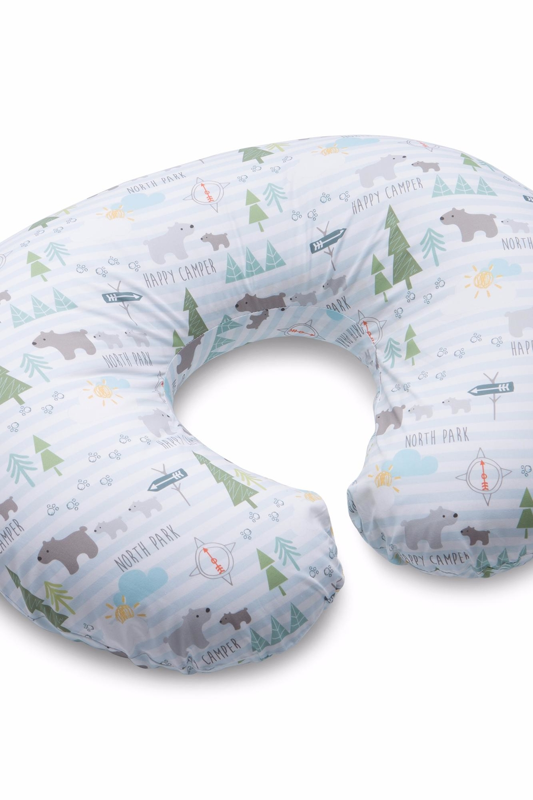 Boppy Nursing Pillow - Side Cropped Image