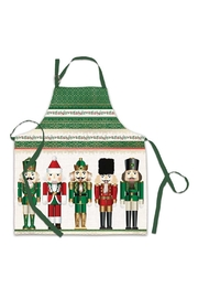 Michel Design Works Nutcracker Apron - Product Mini Image