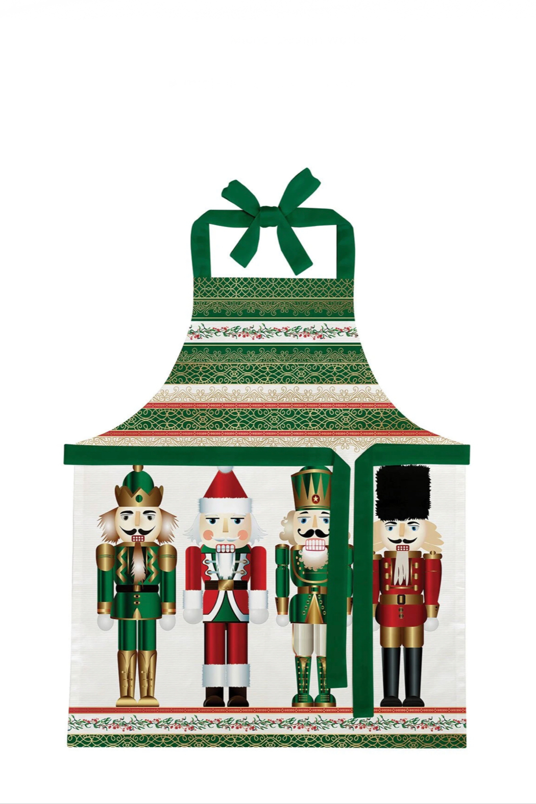 Michel Design Works Nutcracker Child's Apron - Main Image