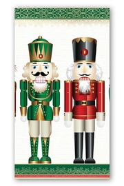 Michel Design Works Nutcracker Hostess Napkin - Product Mini Image