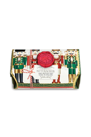 Michel Design Works Nutcracker Large Bath Soap Bar - Product Mini Image