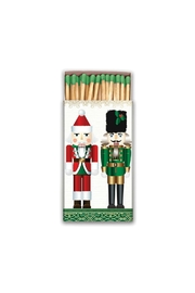 Michel Design Works Nutcracker Matchbox - Product Mini Image