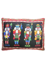 Sally Eckman Roberts Nutcracker Pillow - Product Mini Image