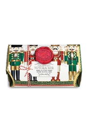 Michel Design Works Nutcracker Soap Bar - Product Mini Image