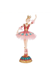 RAZ Imports Nutcracker Traditions Ballet Sugar Plum Fairy 10.75