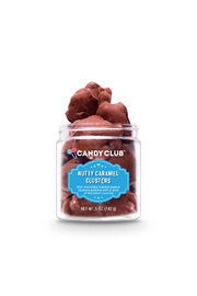 Candy Club Nutty Caramel Clusters 5 oz - Product Mini Image