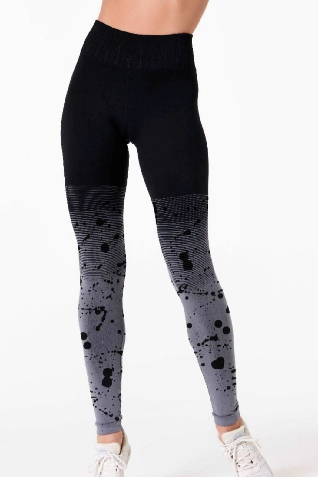 NUX Faded Legging - Front Cropped Image
