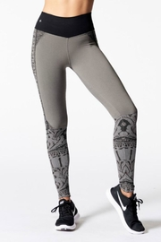 NUX Greta Pattern Leggings - Front cropped