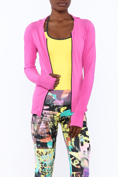 Shoptiques Product: Pink Selene Jacket