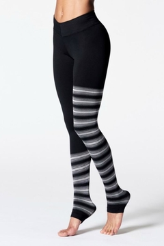 NUX Striped Level-Up Legging - Product List Image