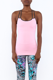 NUX Warrior Tank - Side cropped