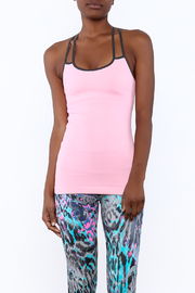 NUX Warrior Tank - Front cropped