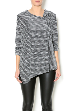 NYAH Black White Sweater - Product List Image