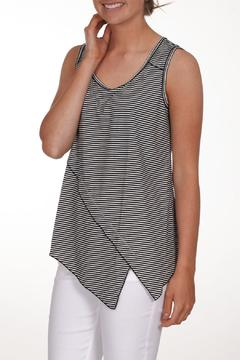 Shoptiques Product: Striped Sleeveless Tank