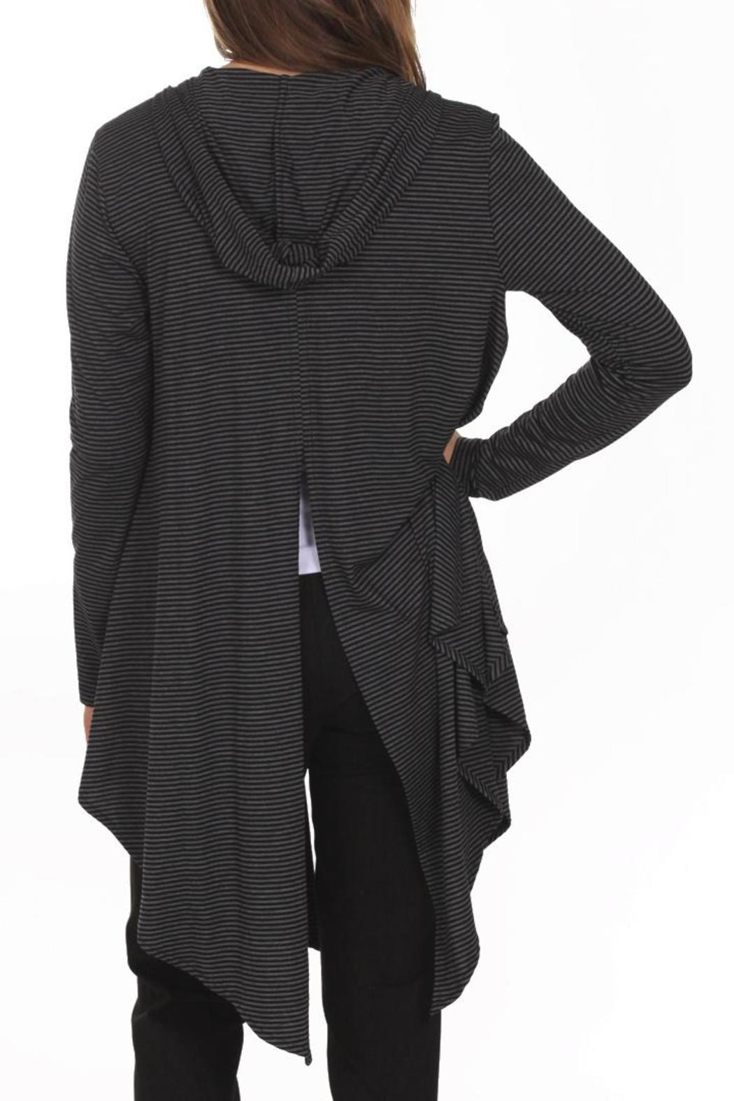 NYAH Striped Hooded Cardigan from Iowa by Shabby & Chic, LLC ...