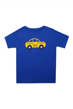 Shoptiques Product: Nyc Yellow-Taxi Tshirt
