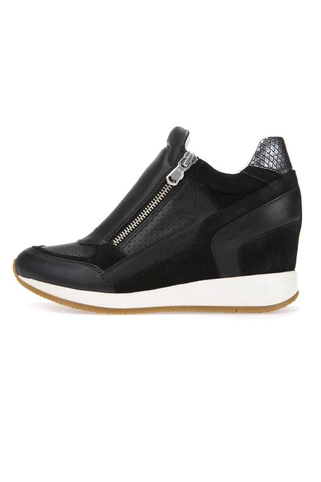 d548bd64c8f Geox Nydame Wedge Sneaker from South Carolina by Baehr Feet Shoe ...