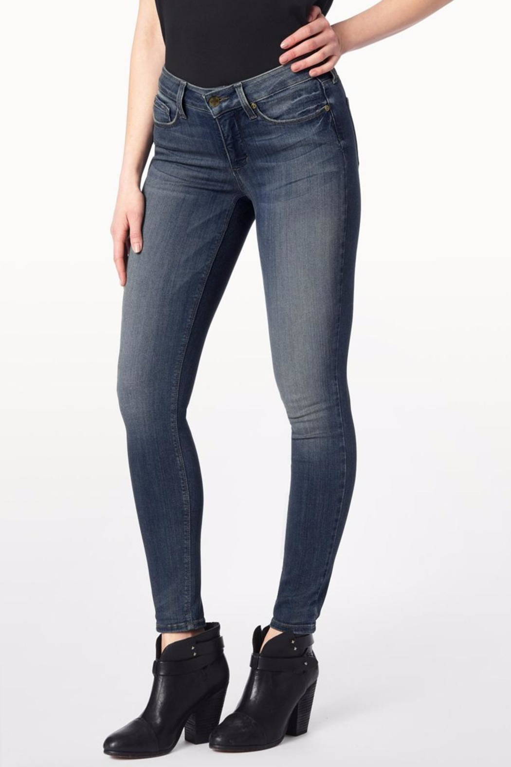 NYDJ Dylan Skinny Ankle Jeans - Main Image