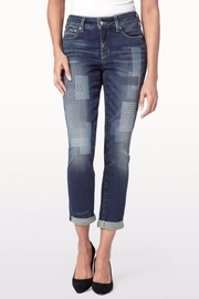 NYDJ Laserpatch Embroidery Jean - Front cropped