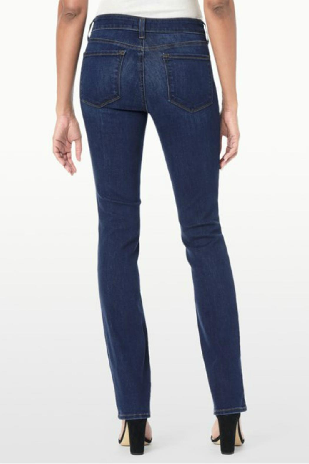 NYDJ Marlyn Straight Leg Jeans - Front Full Image