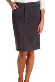 NYDJ Nydj Darkgrey Skirt - Product Mini Image
