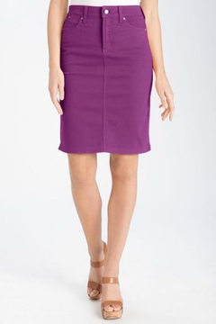 NYDJ Violet Skirt - Product List Image