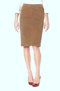 NYDJ Caramel Nydj Skirt - Alternate List Image