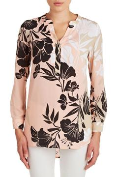 Nygard Wyatt Floral Tunic - Product List Image