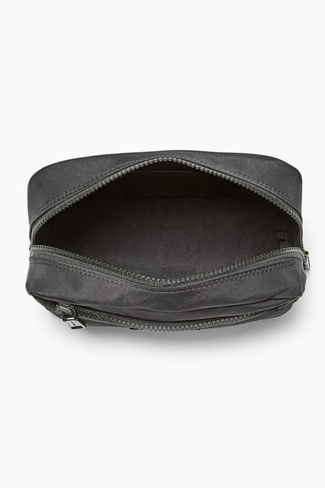 Rebecca Minkoff Nylon Cosmetic Pouch - Side Cropped Image