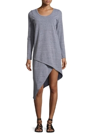 NYTT Asymmetrical T-Shirt Dress - Product Mini Image