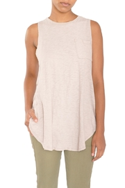 NYTT Beige Muscle Tank - Product Mini Image